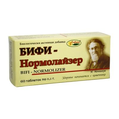 Bifi-Normalizer, 60 tablečių