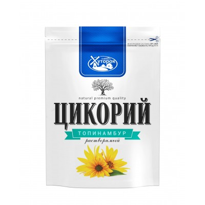 "Tirpi cikorijos arbata su topinambu ""Babuškin chutorok"", 100 g"