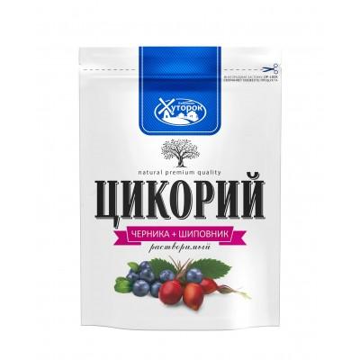 """Tirpi cikorijos arbata su mėlyne ir erškėtuoge """"Babuškin chutorok"""", 100 g"""