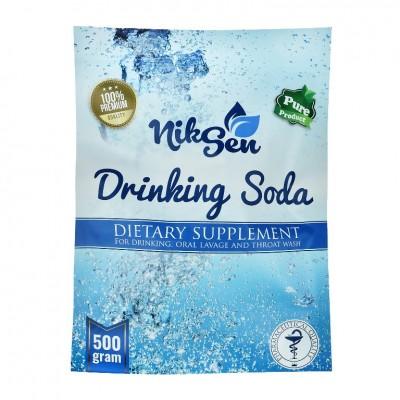 NikSen geriamoji soda, 500 g