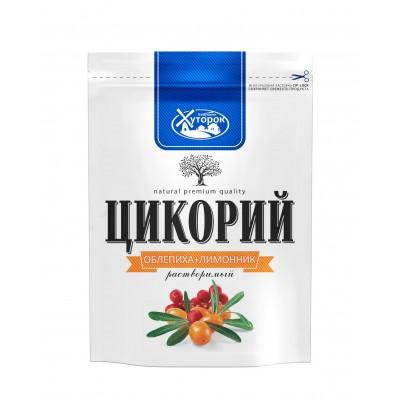 """Tirpi cikorijos arbata su citrinvyčiu ir šaltalankiu """"Babuškin chutorok"""", 100 g"""