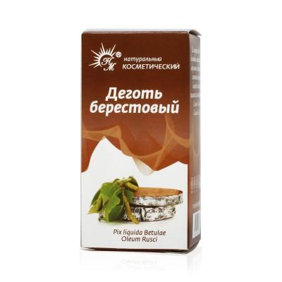 Beržų deguto kosmetinis aliejus, 30 ml