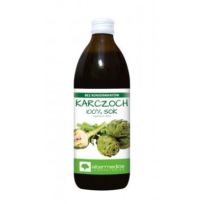 Altermedica artišokų sultys, 500 ml