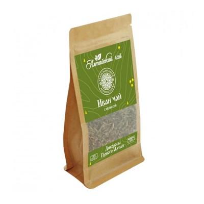 """Altajaus žolelių arbata""""Ivan-Čai"""" fermentuoti siauralapio gauromečio lapai su melisa, 50 g"""