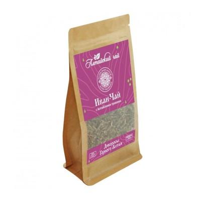 """Altajaus žolelių arbata """"Ivan-Čai"""" fermentuoti siauralapio gauromečio lapai su Altajaus žolelėmis, 50 g"""