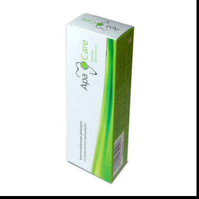 ApaCare remineralizuojamoji dantų pasta su medicininiu hidroksilapatitu, 75 ml
