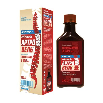Artrovelle balzamas sąnariams, 250 ml