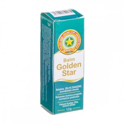 Balzamas auksinė žvaigždė aromatinis pieštukas, 1 vnt.