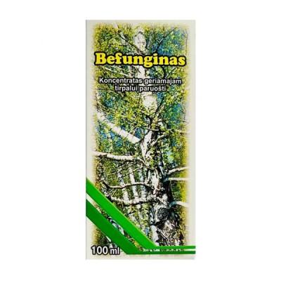 Befunginas čaga juodojo beržo ekstraktas, 100 ml