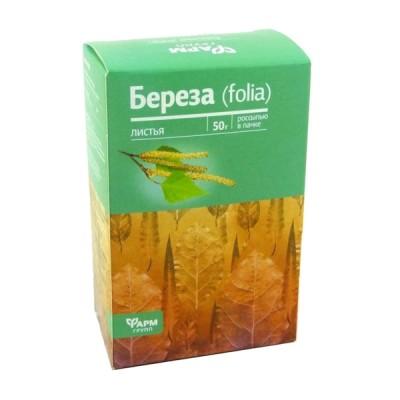 """FarmGrupp žolelių arbata """"Beržų lapai"""", 50 g"""