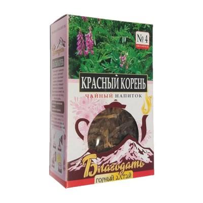 """Blagodat žolelių arbata """"Raudonoji šaknis"""", 50 g"""