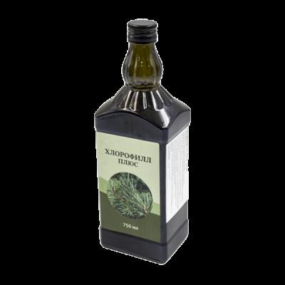 Spygliuočių chlorofilas plius, 750 ml