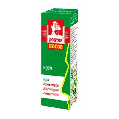 Doktor nosov kremas, 30 ml