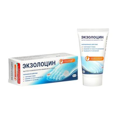 Ekzolocin nagų gelis, 30 ml
