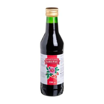 Erškėtuogių sirupas, 250 ml