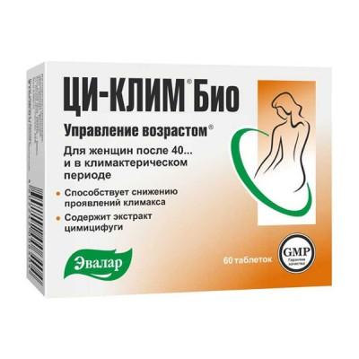 Evalar ci-klim, 60 tablečių