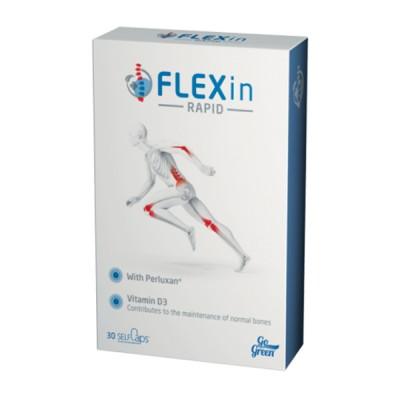 FlexIn rapid sąnariams, 30 kapsulių