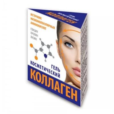 Kosmetinis gelis su kolagenu, 25 ml