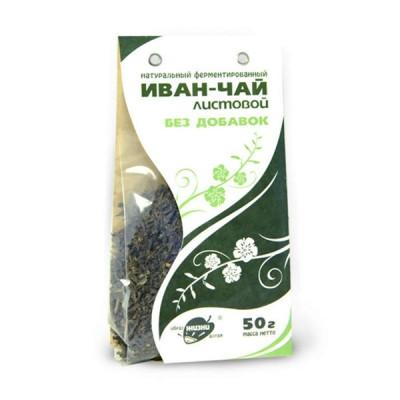 """Žolelių arbata """"Ivan-Čai"""" fermentuoti siauralapio gauromečio lapai, 50 g"""