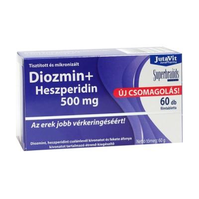 JutaVit diosminas + hesperidinas