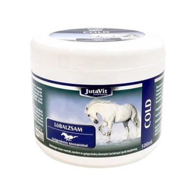 JutaVit lobalzam cold arklių balzamas, 500 ml