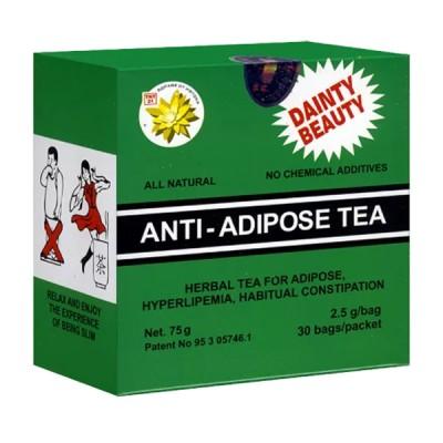 Kiniškų žolelių arbata svorio kontrolei, 30 pakelių