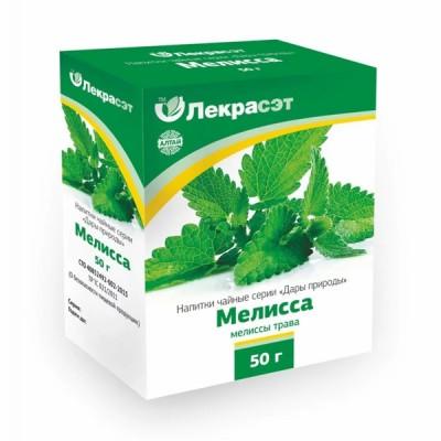 """Lekraset žolelių arbata """"Melisa"""", 50 g"""
