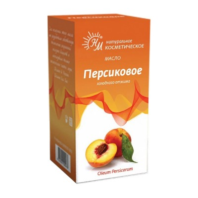 Persikų kosmetinis aliejus, 30 ml