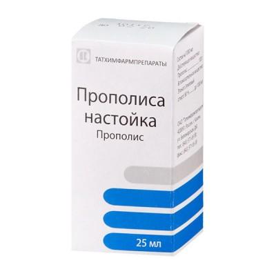 Propolio tinktūra, 25 ml