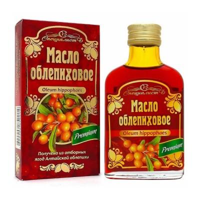 Šaltalankių aliejus premium altai 50-55 mg % karotinoidų