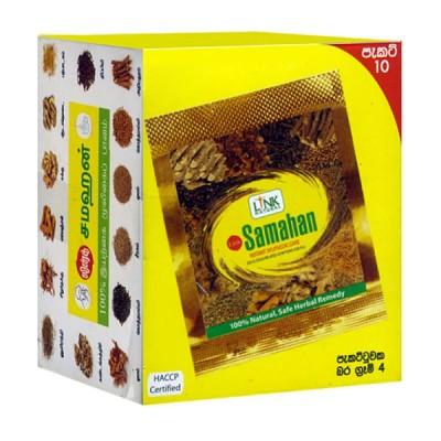 """Ajurvedinė arbata """"Samahan"""", 10 pakelių"""