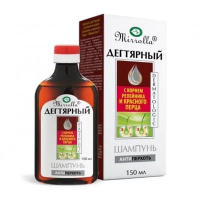 """Šampūnas plaukams """"Degternyj"""" nuo pleiskanų su raudonųjų pipirų ekstraktu, 150 ml"""
