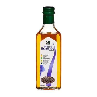 Sibiro produktas linų sėmenų aliejus