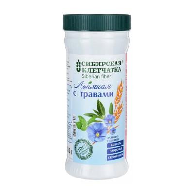 Sibiro skaidulos linų su žolelėmis, 280 g