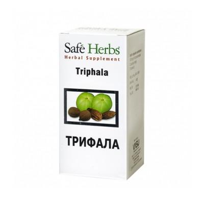 Triphala, 60 kapsulių