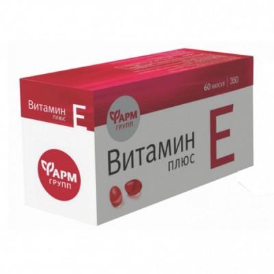 Vitaminas E plius